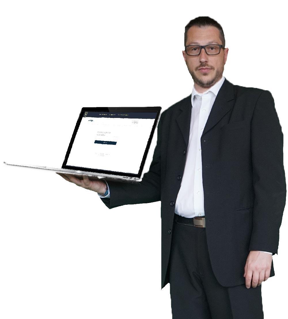 Kammleiter Laptop Onlineberatung